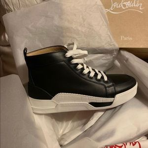AUTHENTIC Mens Christian Louboutin Sneakers